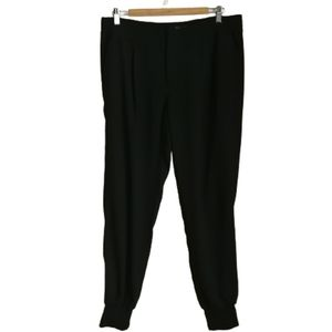 3/30$ ICONE Black Casual Loungewear Jogger Pants